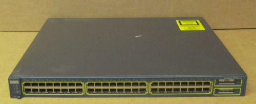 Cisco WS-C2950G-48-EI 48x10/100 Ethernet 2xGBIC L2 Managed RackMount Switch